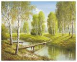 Bridge Into Paradise Posters af Helmut Glassl