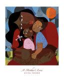 Mother's Love Print by Evita Tezeno