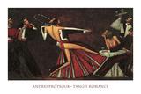 Tango Romance Posters af Andrei Protsouk