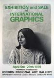 International Graphics, 1979 Samlarprint av Ken Danby