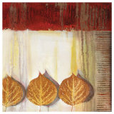 Rhythm Quartet II Poster by Sandy Clark