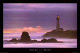 There is Hope Póster por Ralph Clevenger