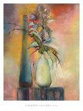 Floral Fantasy II Prints by Sandy Clark