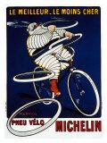 Michelin, Tire Man Giclée-Druck
