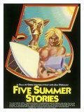Five Summers Stories Surf Reproduction procédé giclée