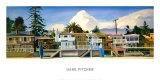 Miramar Beach Posters af Hank Pitcher