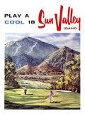 Sun Valley, Idaho Impressão giclée