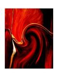 Luscious Red Affiches par Ruth Palmer 2