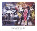 Vintage Theatre I Poster af  Marysia