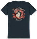 John Lennon - Crest - B Side Reverse Tee Tシャツ