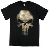 The Punisher, Inga problem T-shirts