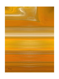 Orange Line Pôsters por Kenny Primmer