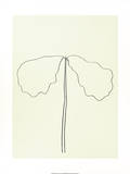 Chene Sérigraphie par Ellsworth Kelly