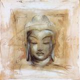 Innerlijke vrede Print van Elvira Amrhein
