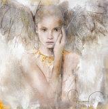 Kjærligheten ligger i sannheten Plakater av Elvira Amrhein