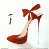 Highheels, Obsession Posters por Inna Panasenko