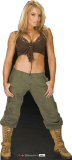 WWE Divas - Trish Stratus Lifesize Standup Cardboard Cutouts