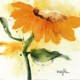 Sunflower IV Kunstdrucke von  Marthe