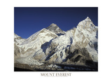 Mount Everest Stampa fotografica di  AdventureArt