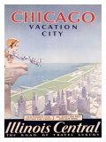 Chicago Illinois Central Tour Gicléetryck