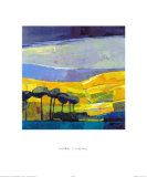 Partly Sunny Collectable Print by Kirsty Wither