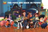 Toy Story 2. Los juguetes vuelven a la carga Pósters