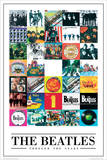 The Beatles - Through The Years Print