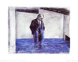 Drawing for Stereoscope, c.1998-99 Kunstdrucke von William Kentridge