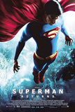 Superman Returns (Brandon Routh, Kevin Spacey, Kate Bosworth) Movie Poster Photographie