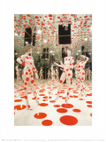 Repetitive Vision, c.1996 Posters by Yayoi Kusama