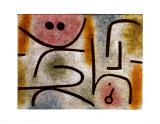 Broken Key, c.1938 Print by Paul Klee