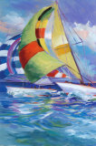 Full Sail I Print by Jane Slivka