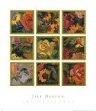 Inflorescence Pósters por Jill Barton