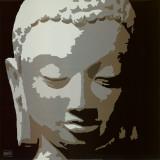 Bouddha I Posters tekijänä Sylvie Aubert