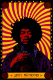 Jimi Hendrix - Psychedelic Photo