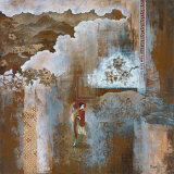 Japanese Garden I Poster av  Russell