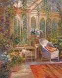 Conservatory I Prints by Michael Longo