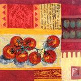 Spanish Kitchen II Kunst av Liz Myhill