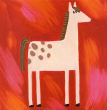 Quirky Animals I Prints by Sophie Harding