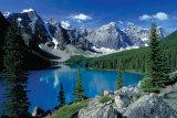 Moraine Lake, Banff Pôsters
