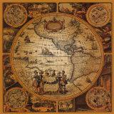 Antique Map  Cartographica II