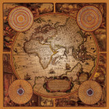 Antique Map  Cartographica I