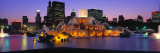 Buckingham Fountain, Chicago, Illinois, USA Photographic Print by  Panoramic Images