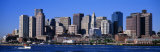 Skyline, Cityscape, Boston, Massachusetts, USA Photographic Print by  Panoramic Images