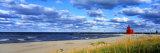 Big Red Lighthouse, Holland, Michigan, USA Impressão fotográfica premium