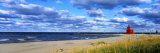 Big Red Lighthouse, Holland, Michigan, USA Photographic Print by  Panoramic Images