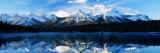 Herbert Lake, Banff National Park, Alberta, Canada Photographic Print by  Panoramic Images