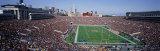 Football, Soldier Field, Chicago, Illinois, USA Stampa fotografica
