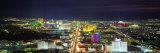 Skyline, Las Vegas, Nevada, USA Photographic Print by  Panoramic Images