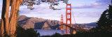Golden Gate-broen, San Francisco, California, USA Fotografisk trykk av Panoramic Images,